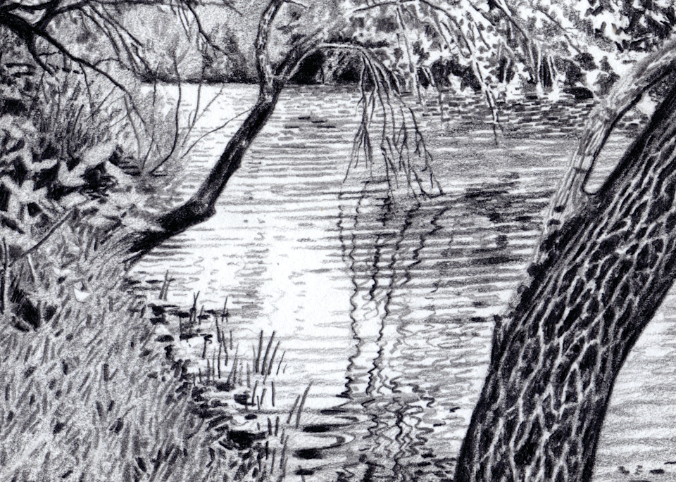 A Moment, Drawings, The Art of Max Voss-Nester