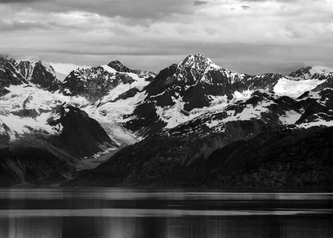 Alaskan Range Photography Art | Leiken Photography