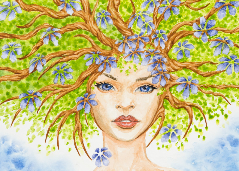 Mother Nature Yunelaire