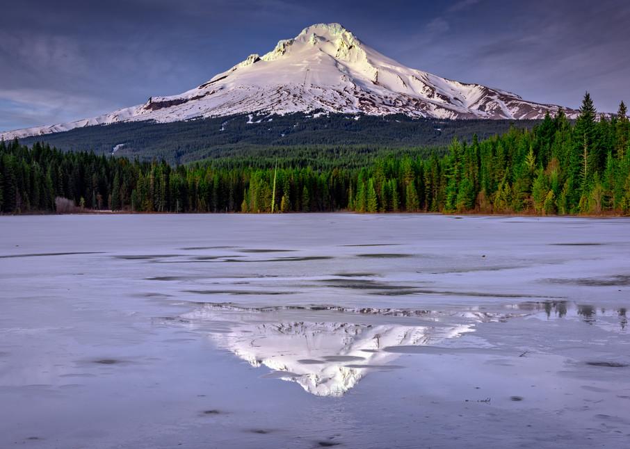 Mount Hood Reflections, by Rick Berk