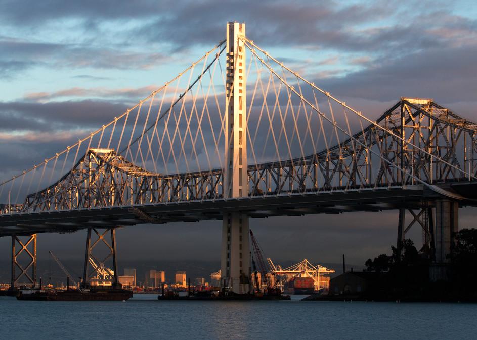 Bay Bridges by Josh Kimball Photography