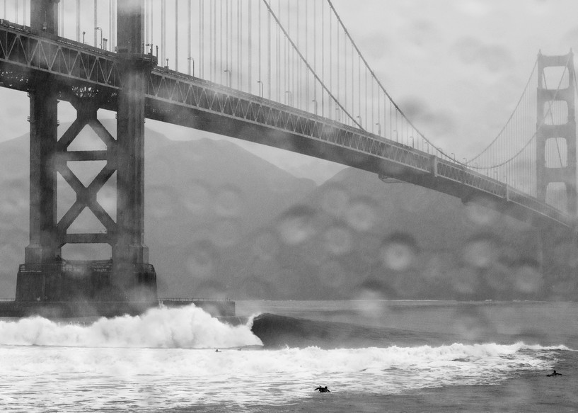 Rainy Day Swell by Josh Kimball Photography