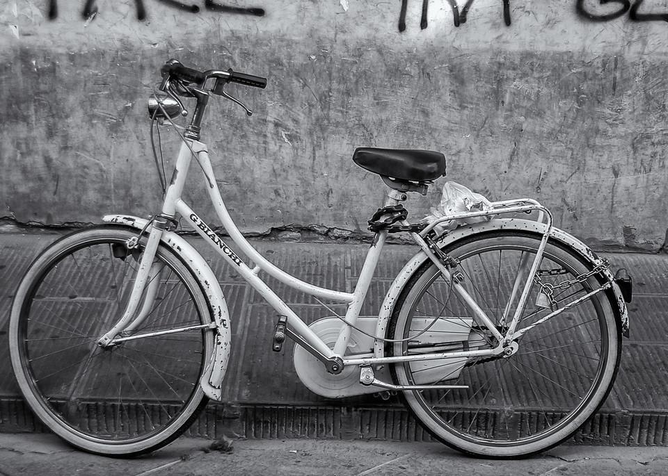 Bicycleta   Rome Photography Art | Namaste Photography