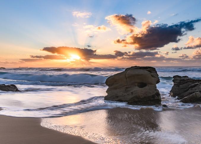 Daybreak - Redhead Beach Newcastle Lake Macquarie NSW Australia