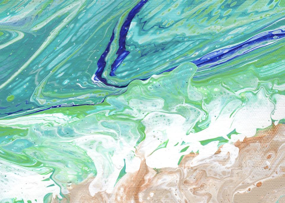Waters Edge 1 Art   Marcy Brennan Art