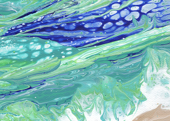 Waters Edge 2 Art | Marcy Brennan Art