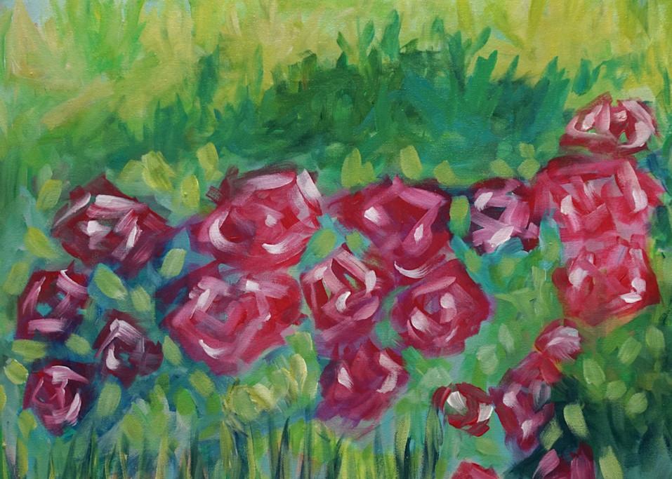 Rosy Faces Art   Marcy Brennan Art