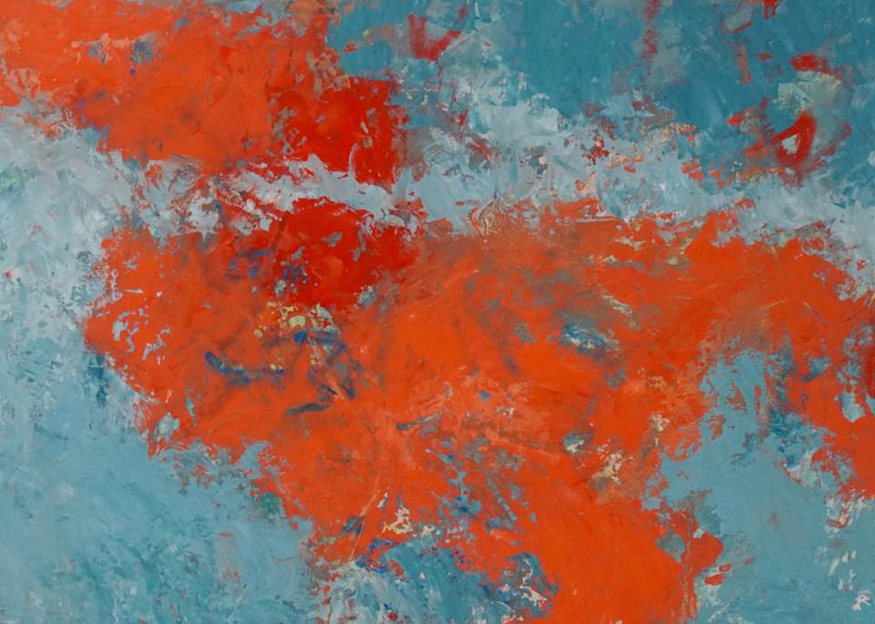 Coral Reef 1 Art   Marcy Brennan Art