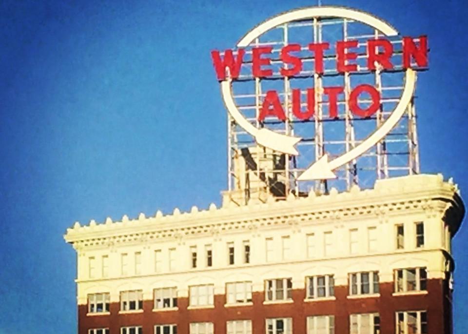 Western Auto Photography Art | Lisa Kiene Photography