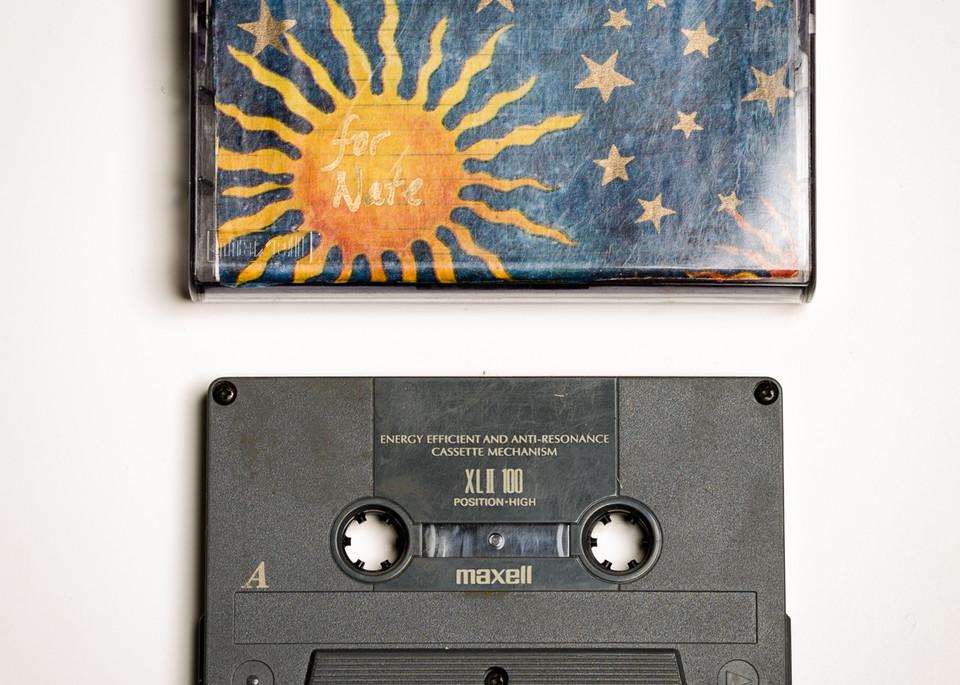 Mix Tape Series Iv Photography Art | Nathan Larson Photography