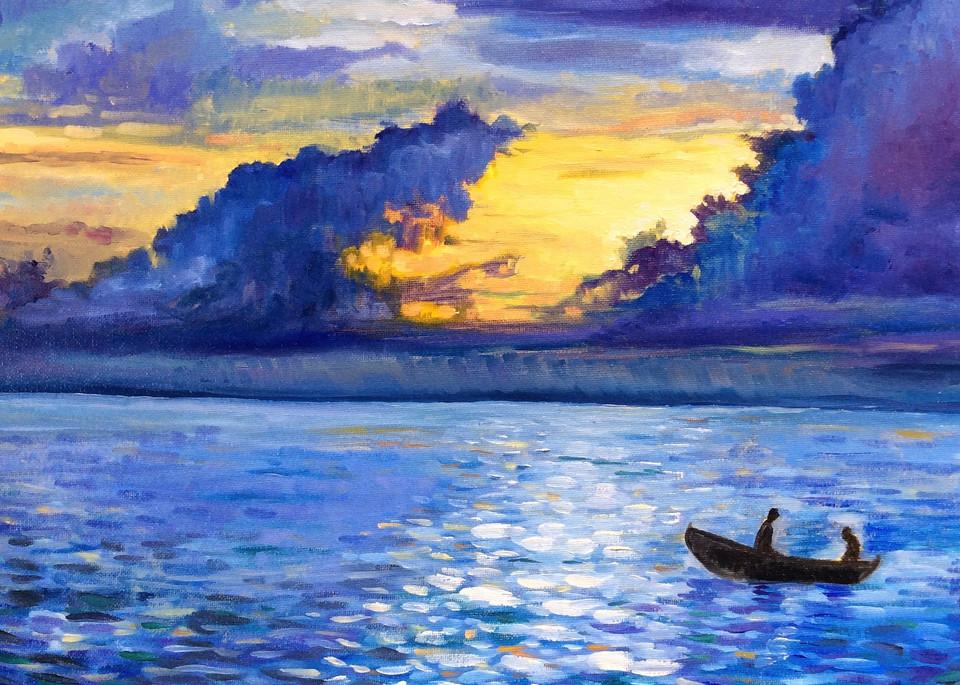 After the monsoon fine art print