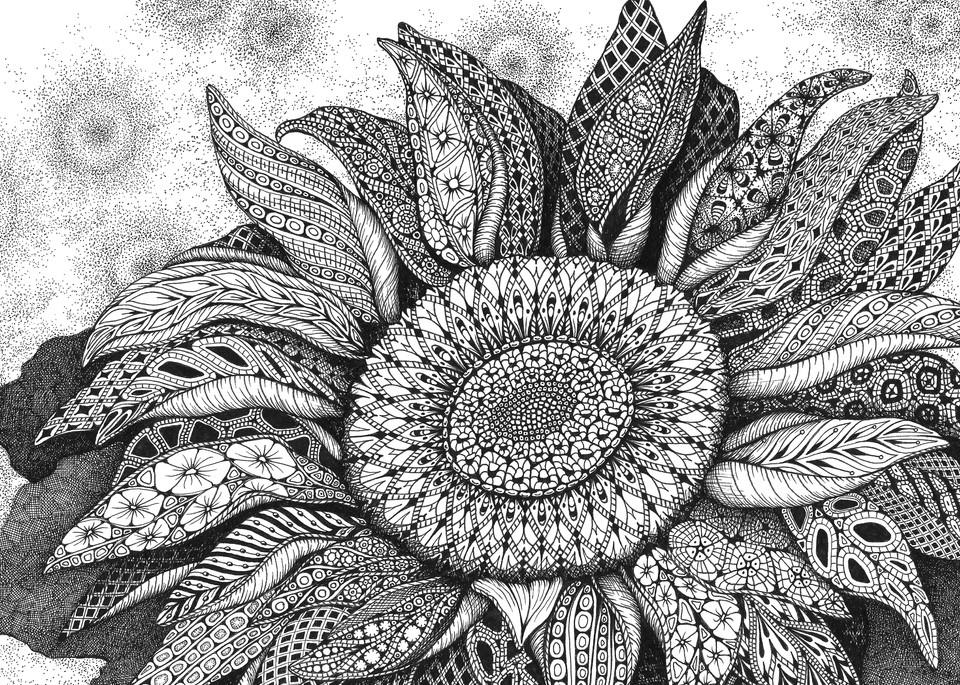 Song of Summer (Sunflower)