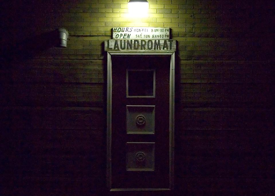 Laundromat Photography Art | Craig Edwards Fine Art Images