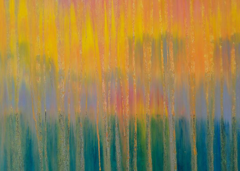 Rainy Sunset At Herring Cove By Rachel Brask Art | Rachel Brask Studio, LLC