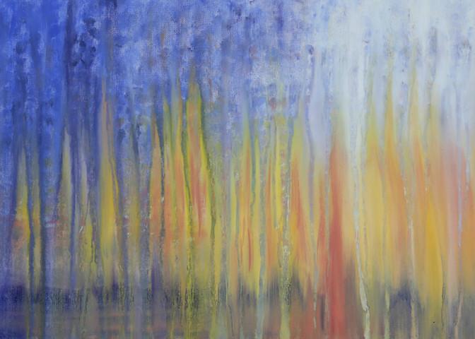 Eastern Sunrise Rain At Cadillac Mountain Summit 3 Of 3 By Rachel Brask Art | Rachel Brask Studio, LLC