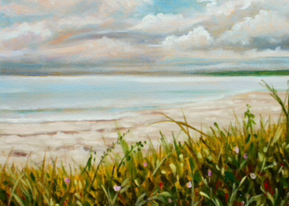 The Clouds over Cape Cod fine art print by Hilary J. England