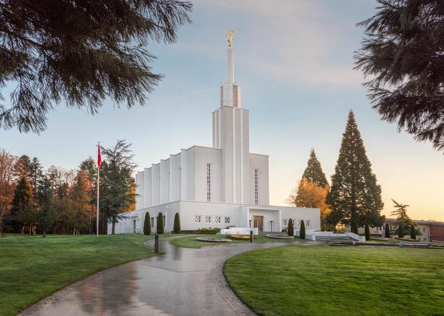 Bern Switzerland Temple - Covenant Path