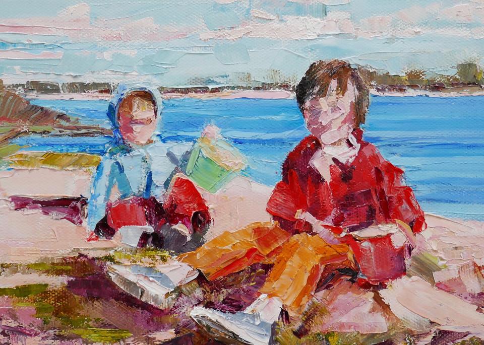By the Bay by Debra Schaumberg | ART