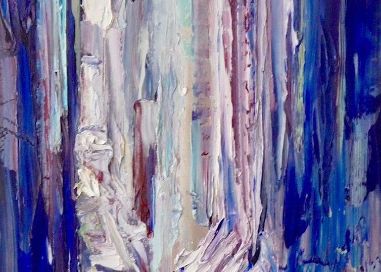 Blue Chicago by Debra Schaumberg | ART