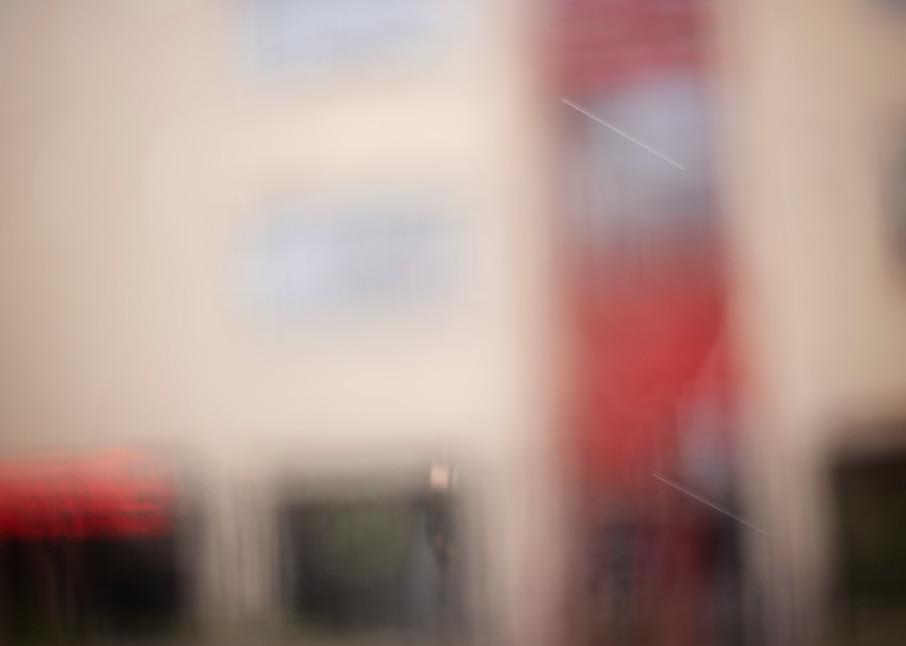 Abstract Street Photography #15 - Fine Art Print by Silvia Nikolov