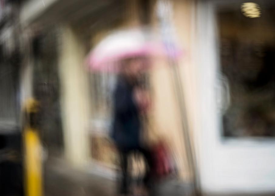 Abstract Street Photography #6 Fine Art Print Silvia Nikolov