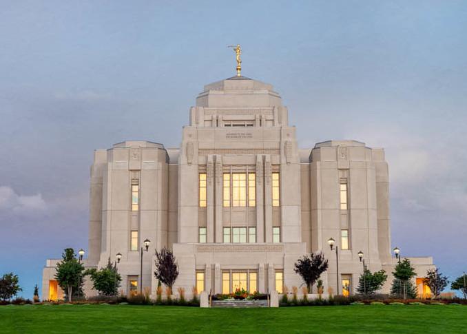 Meridian Temple - Panorama