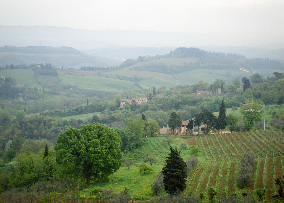 The Tuscany countryside in Italy has some of the most spectacular landscapes to photograph.