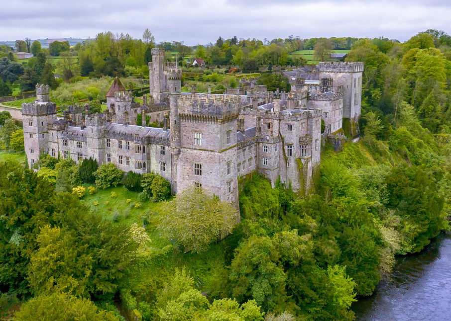 Lismore Castle Art | Michael Blanchard Inspirational Photography - Crossroads Gallery