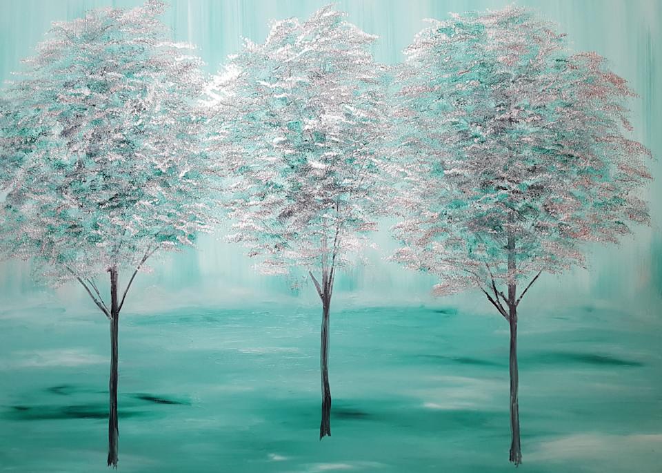 Misty Green Art | Artist Ron Turner