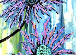 Thistles 300dpi Art | Amy O'Hearn Art