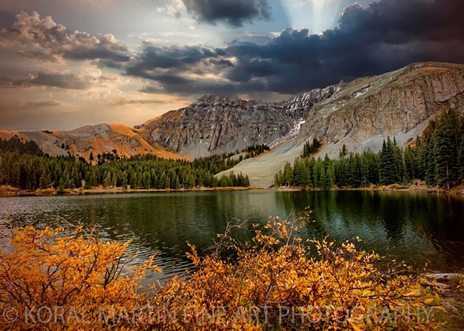 Alta Lakes Photograph 8143 | Colorado Photography | Koral Martin Fine Art Photography