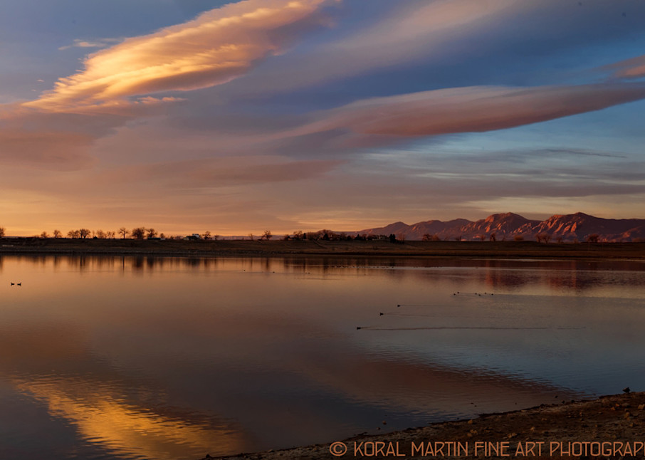 Flatironssunrise8294 | Colorado Photography | Koral Martin Fine Art Photography