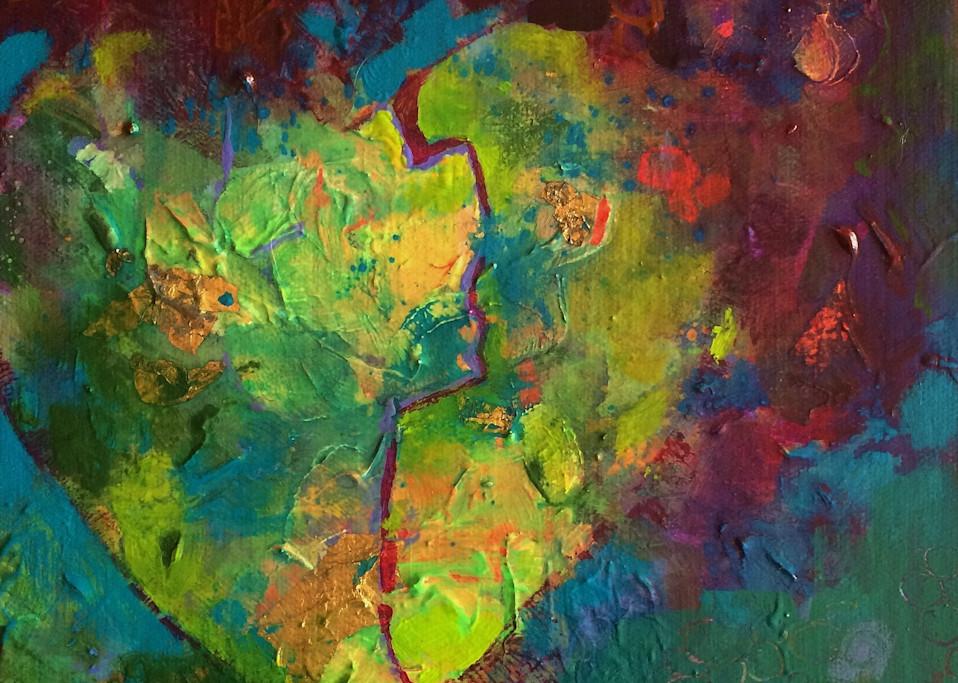 Broken Heart Art | PoroyArt
