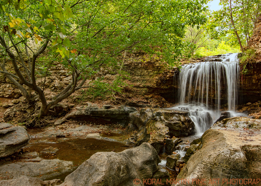 Tanyard Loop Waterfall Photograph 6495  | Waterfall Photography | Koral Martin Fine Art Photography