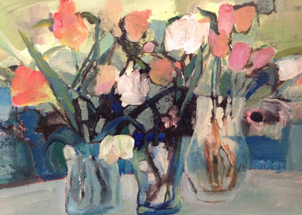 Tulip Celebration Art | PoroyArt