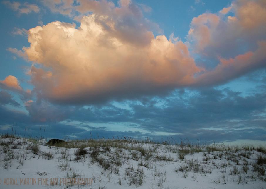 Cloud Dunes Photograph 0996 FL  | Florida Photography | Koral Martin Fine Art Photography