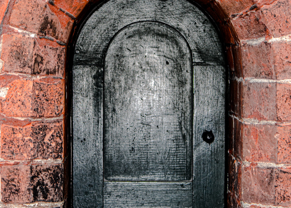 Jasa Fine Art Gallery | 5534 BLACK DOOR By Jasa