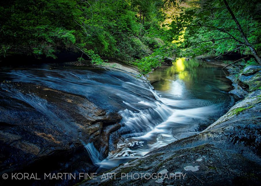 Above Eagle Falls Photograph 0044 Photograph  | Cumberland Falls  | Kentucky Photography | Koral Martin Fine Art Photography
