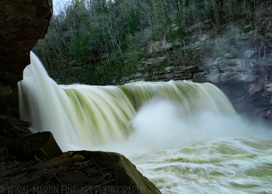 Cumberland Falls Photograph 8304  | Kentucky Photography | Koral Martin Fine Art Photography