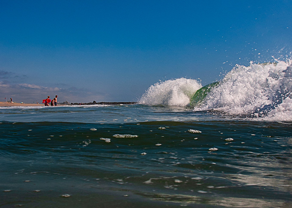 Jeff Adams Photography - Art Prints - Surf Series 058