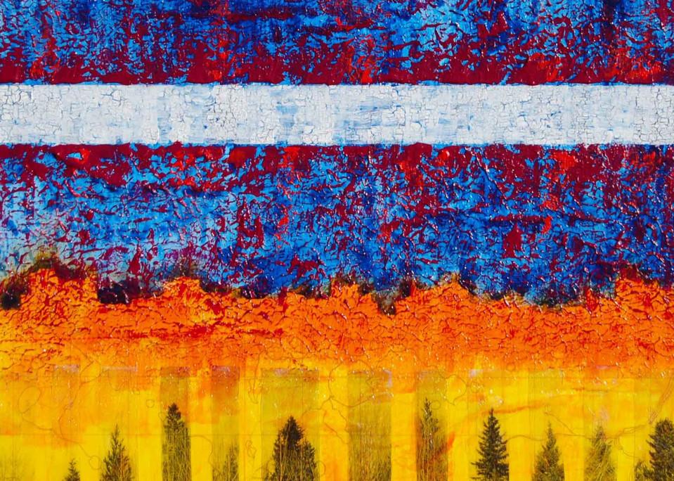 Sky Release Art | Perry Rath Arts