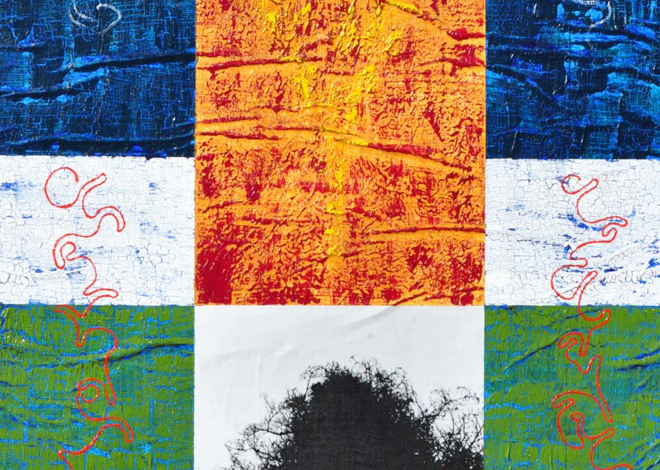9.Something Takes Shape 6x6 Art | Perry Rath Arts