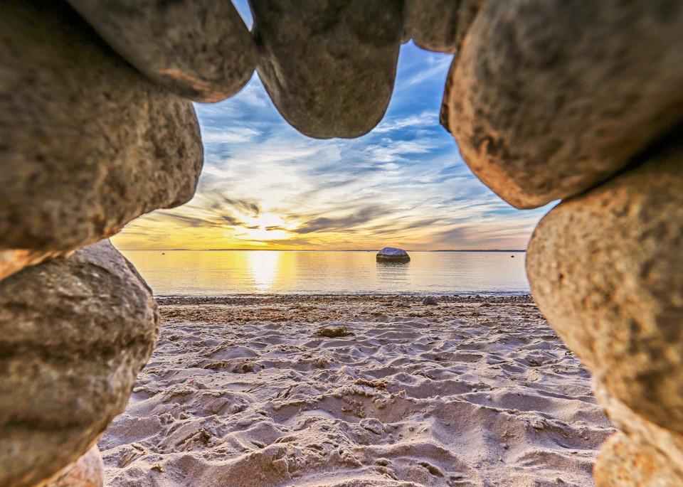 Great Rock Cairn Art | Michael Blanchard Inspirational Photography - Crossroads Gallery