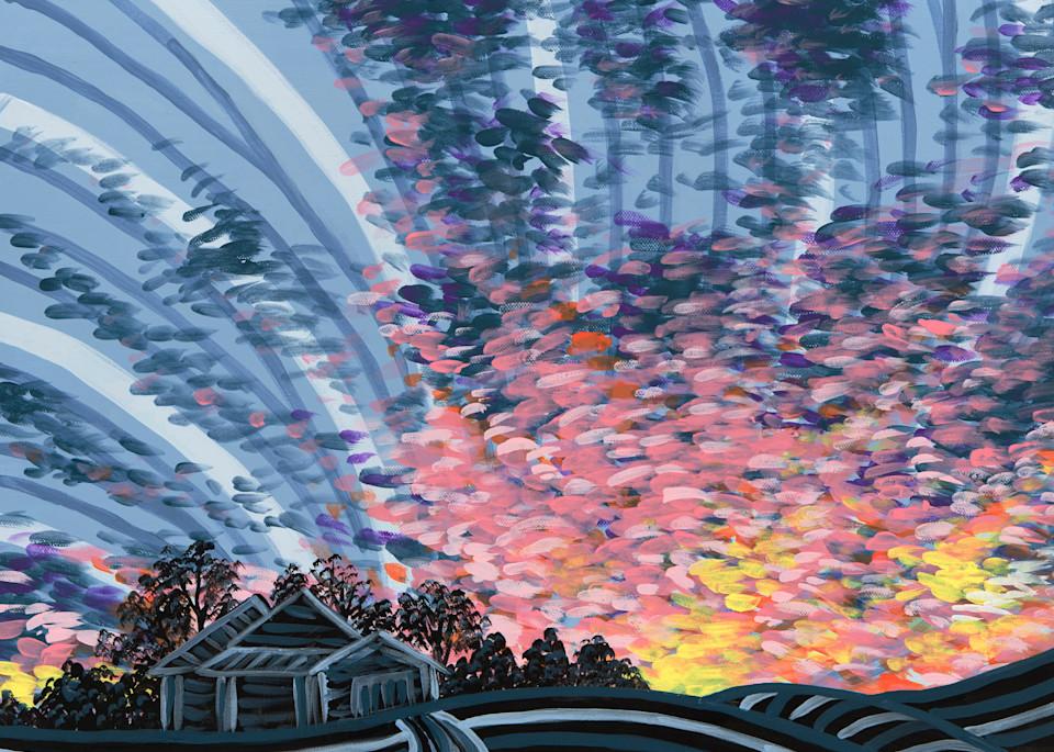 Sixteen Sunrises 4 Art | a.dawn art