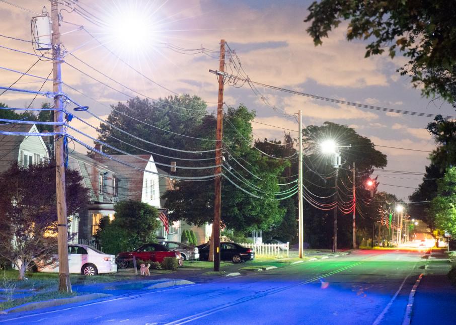 Ashland Streetlights: Pleasant Street