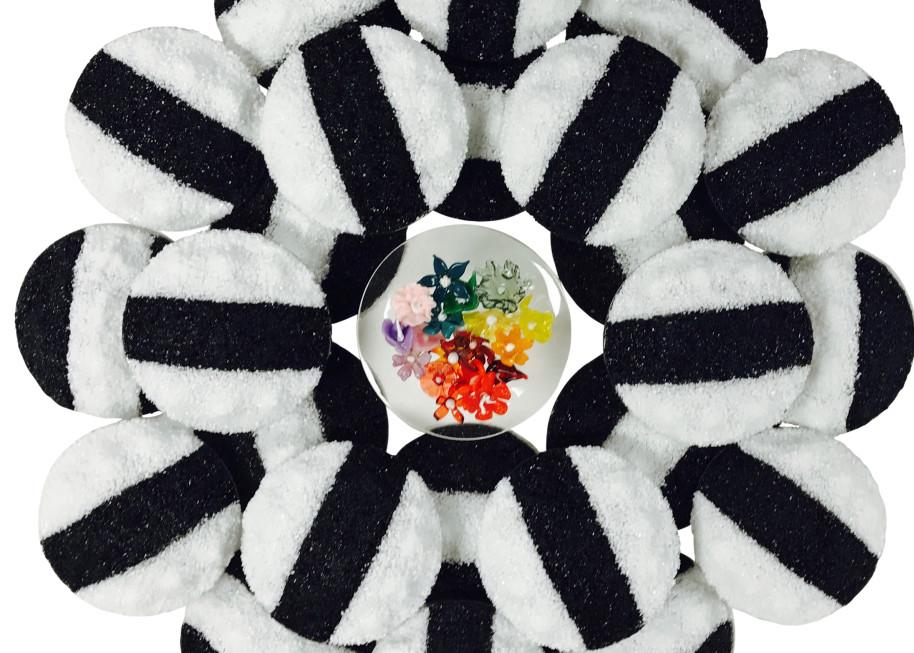 Black & White Mandala Art | Natalie Ventimiglia Studios