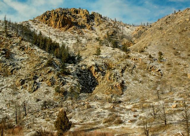 Cache La Poudre Canyon Scenic Drive Photograph 9462 | Colorado Photography | Koral Martin Fine Art Photography