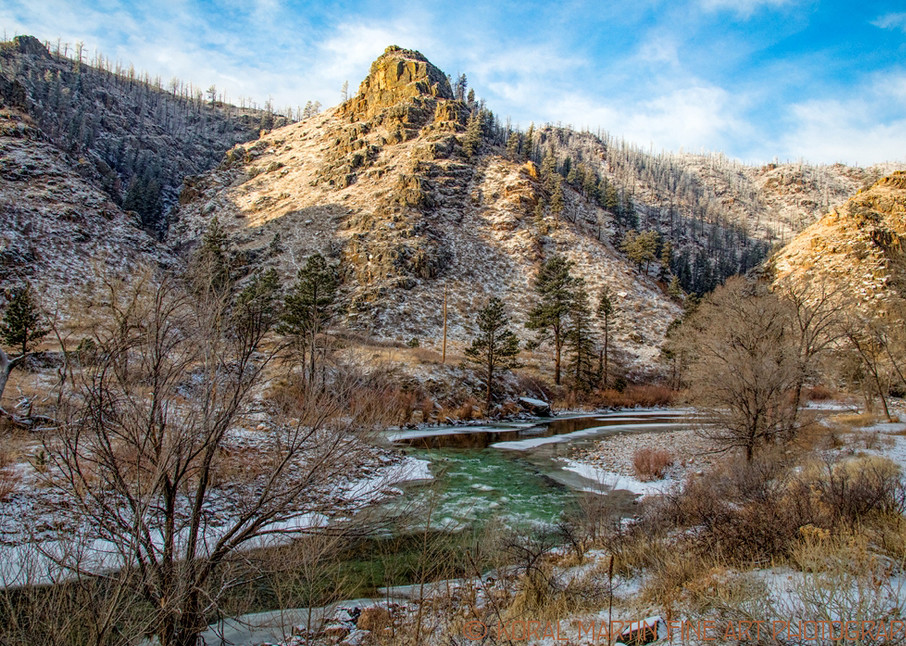 Cache La Poudre Canyon Scenic Drive Photograph 9336 | Colorado Photography | Koral Martin Fine Art Photography
