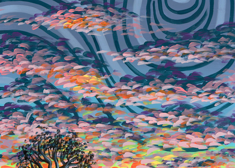 Sixteen Sunrises 2 Art | a.dawn art