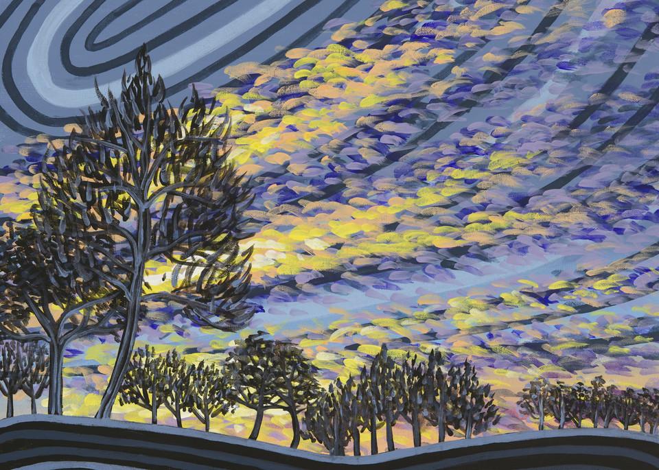 Sixteen Sunrises 8 Art | a.dawn art